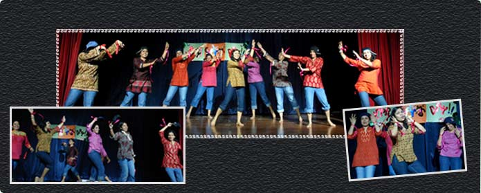 Sampadas Dance Studio